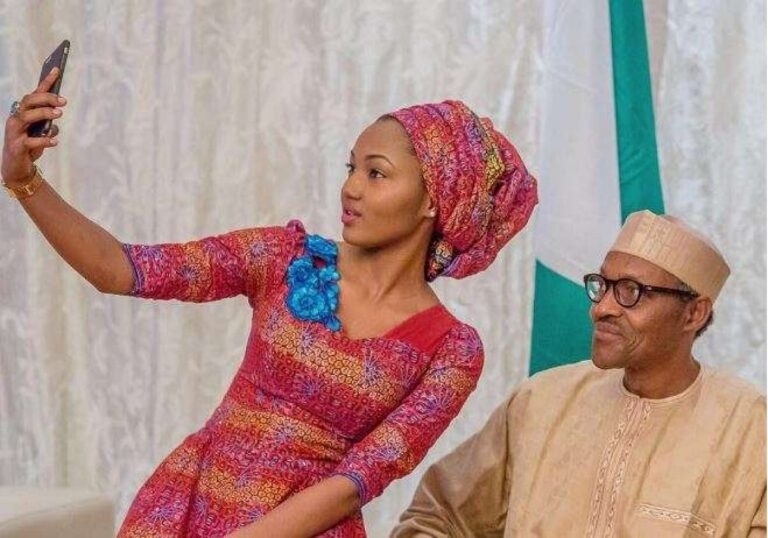 Why I supported #EndSARS protest- Buhari's Daughter, Zahra