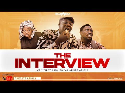 Comedy Video: The Cute Abiola ft. Trikytee & Funmi Awelewa – The Interview