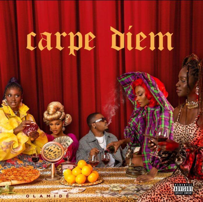DOWNLOAD: Olamide – Carpe Diem (ALBUM)