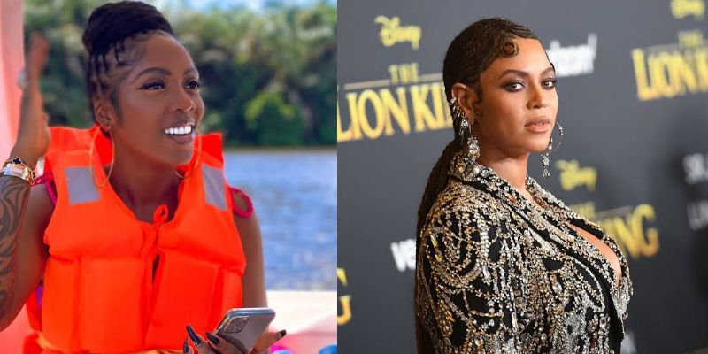 Tiwa Savage calls out Beyonce to join #EndSARS protest