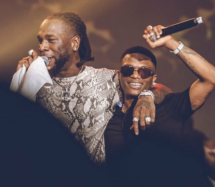Grammy Awards 2021 Nominations : Wizkid and Burna Boy Made the list! See The List