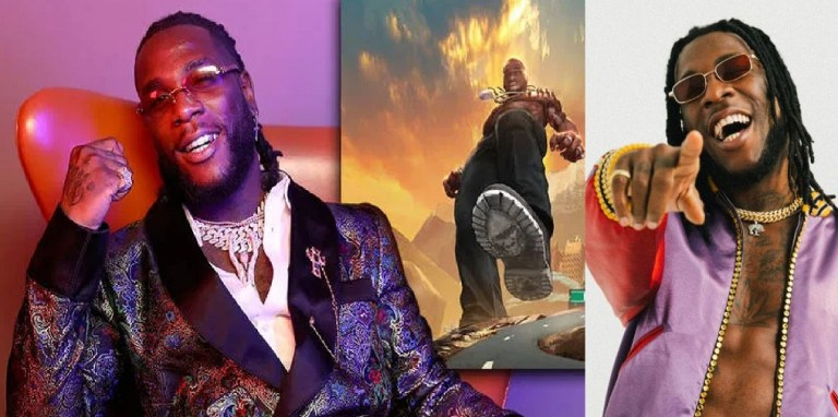 "Burna Boy ' s EPIC Reaction After ""Twice As Tall"" Nominated For Grammy"