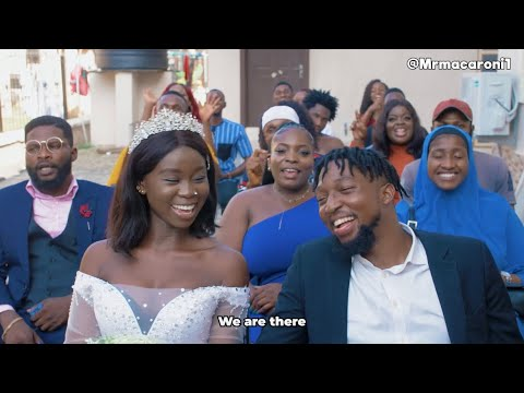 Comedy Video: Mr Macaroni ft . Low Budget Davido, Wizkid , Burna Boy – The EndSars Wedding