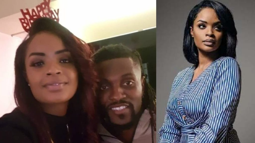 Emmanuel Adebayor Accuses Ex - Girlfriend Dillish Of Being A Liar And Cheat, ' Exposes' What She Did When They Dated