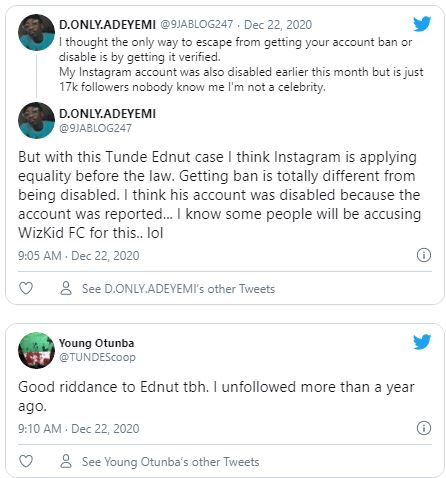 Tunde Ednut Loses Instagram Page With Over 2 Million Followers Gltrends Com Ng Game flags © giveaway.su 2021 privacy policy partnership more giveaways. gltrends
