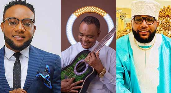 Catholic Composer Jude Nnam Sues Kcee , E -Money for N 150 million