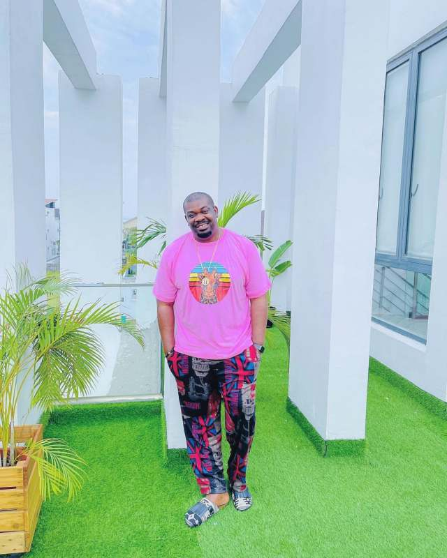 Don Jazzy Opens Up On His Relationship That Ended One Month Ago ( Video)
