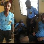 Angry Fans Beat Up Match Officials , Remove Referee ' s Teeth ( Graphic Photos )