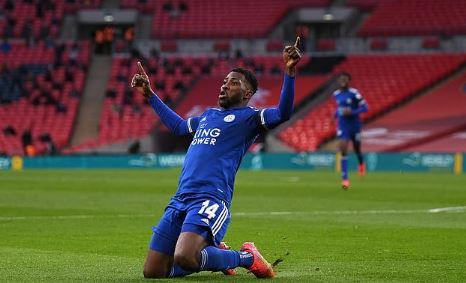 Kelechi Iheanacho Sends Leicester To First FA Cup Final Since 1969 ( Video)