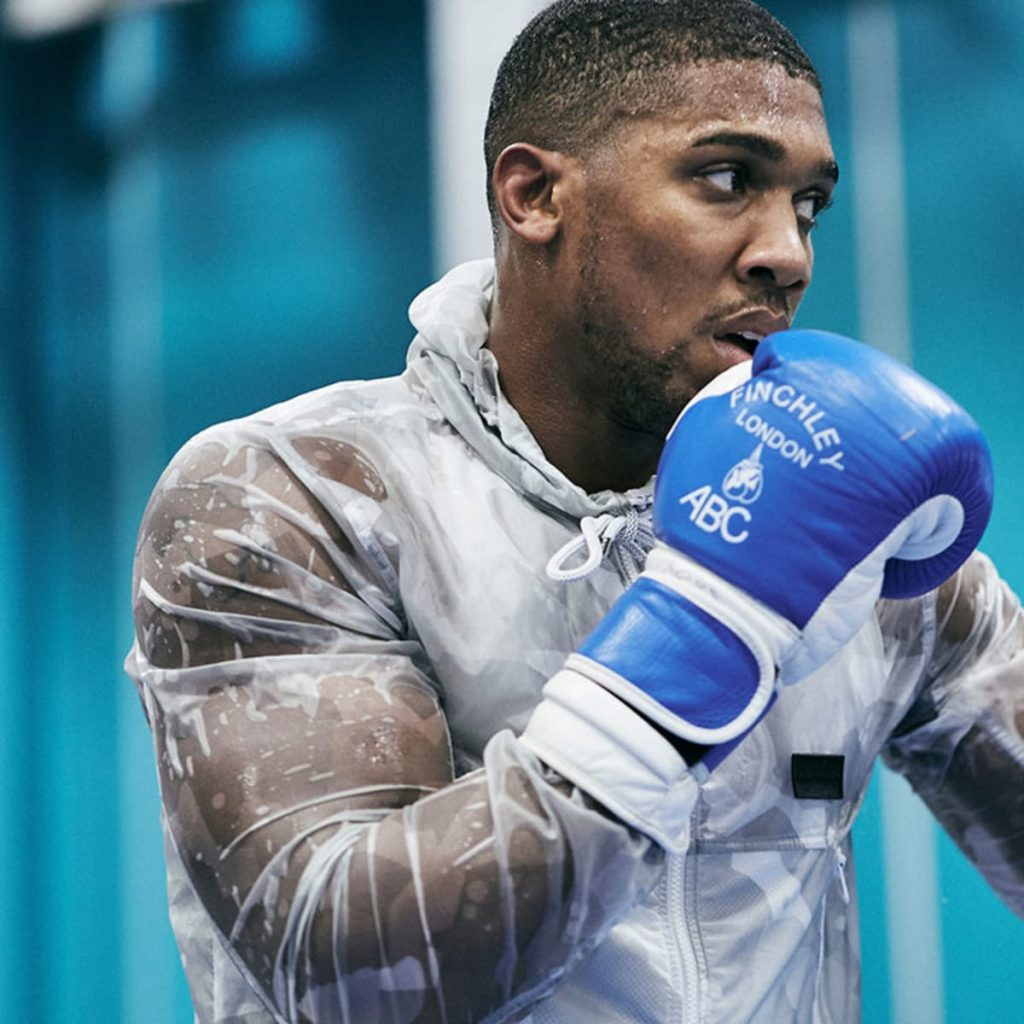 Anthony Joshua Warned Not To Fight Usyk Again