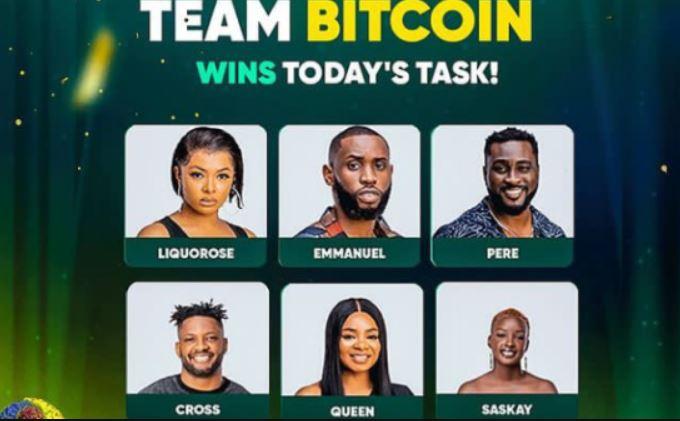 Team Bitcoin Wins $5000 Worth Of Bitcoin In Patricia Task