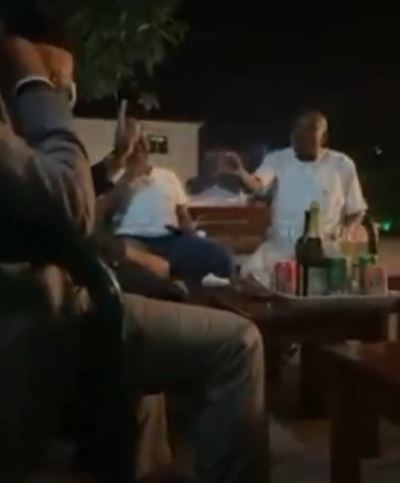 """Don't Allow Me Place A Curse On You"""" – Governor Wike Threatens Minister Of Niger Delta Affairs, Akpabio (Video)"""